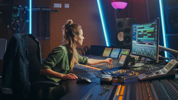 Sound Engineering/Sound Production at DFEi