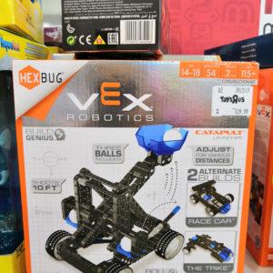 VEX Robotics Programme