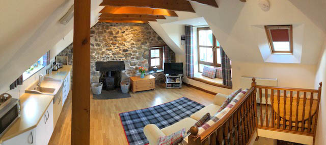 holiday cottage sleeps 2-4