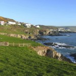 Holiday house by the sea in Devon sleeps 10