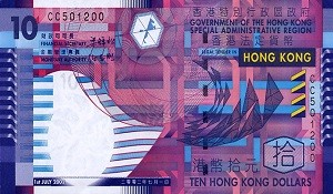 Hong-Kong-Dollar