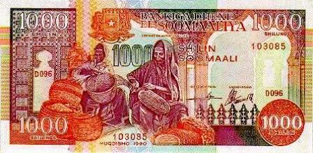 Somali-shilling