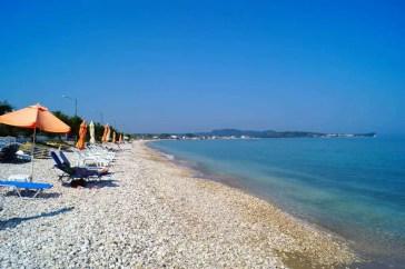 Acharavi Beach Corfu