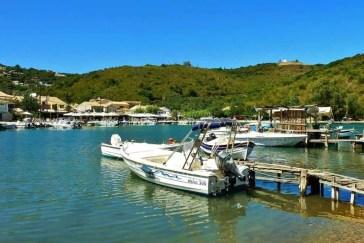 Agios Stephanos North East Corfu