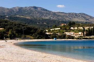 Avlaki Beach Corfu