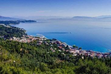 Benitses Corfu