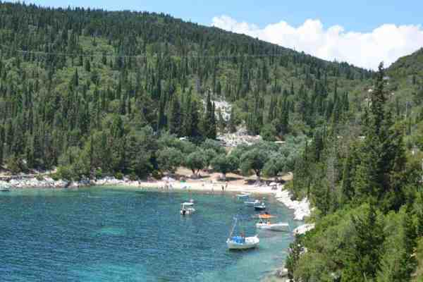 Foki Beach Kefalonia