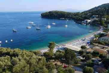 Kalami Bay Corfu