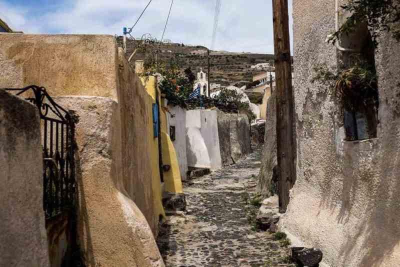 Mesa Gonia Santorini