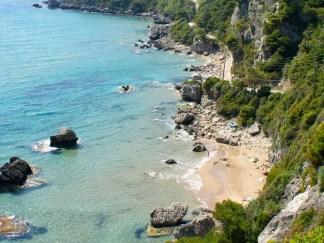 Myrtiotissa Beach Corfu