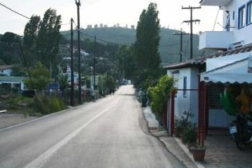 Troulos Main Street Skiathos