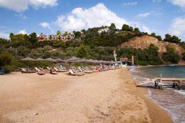 Tzaneria Beach Skiathos