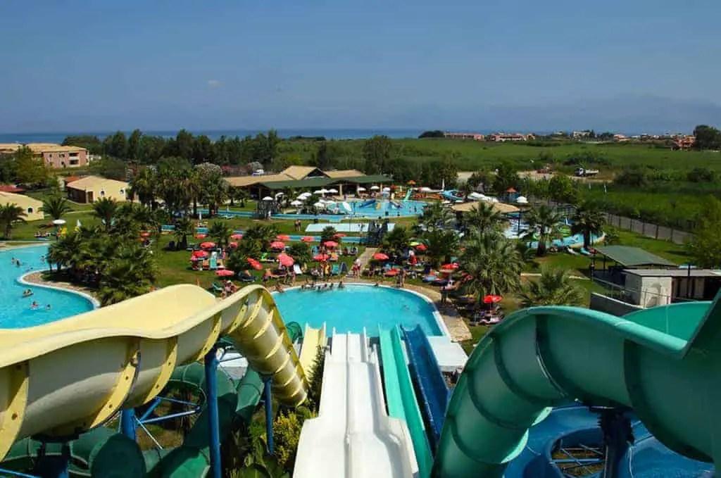 Hydropolis Waterpark Corfu