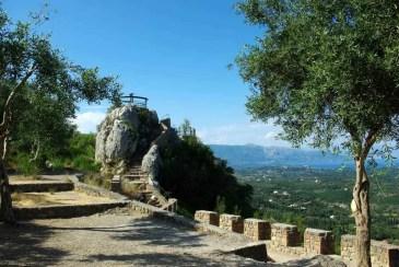 Kaisers Throne Corfu