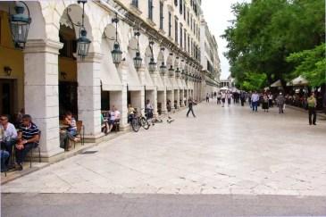 The Liston Corfu