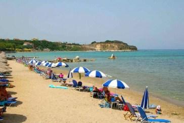 Bouka Beach Zakynthos