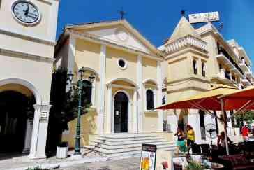 Agios Markos Zakynthos