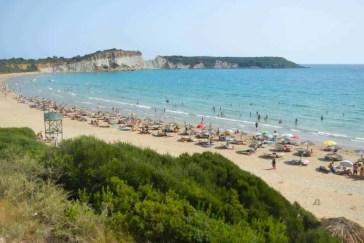 Gerakas Beach Zakynthos