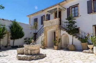 Monastery of Agios Georgios Krimnon Zakynthos