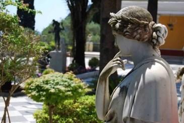 Achilleion Statue Corfu