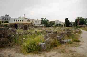 Ancient Agora Kos
