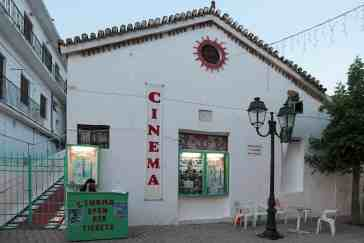 Open Air Cinema Skiathos