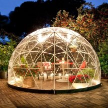 Outdoor Igloo Dome