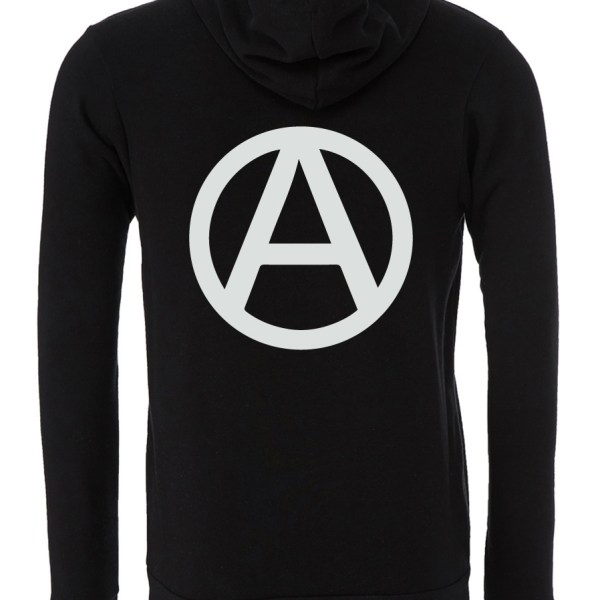 Circle-A-Black-Zipper-Hoodie