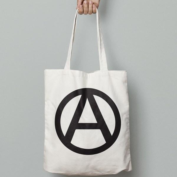 Circle-A-Canvas-Tote-Bag-Black