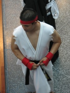 You can never go wrong with Ryu... Except for when you do.