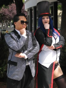 Sweet Psy cosplay
