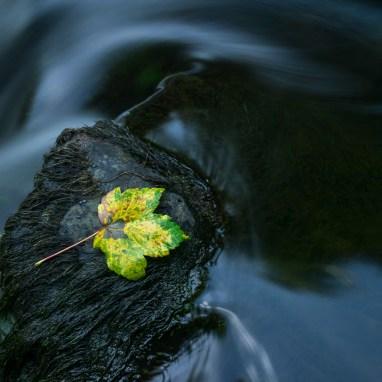 Silky waters by Gerben