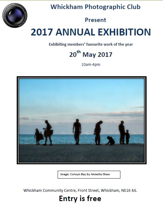 Annual Photographic Exhibition