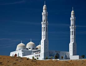 HC - A Desert mosque - David Stout