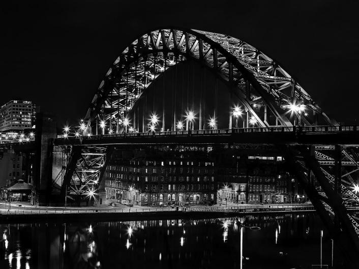 1st - Tyne Bridge - Kevin Morgan