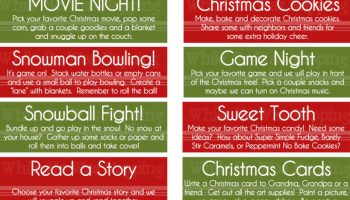 14 memorable christmas countdown ideas - Christmas Countdown Ideas