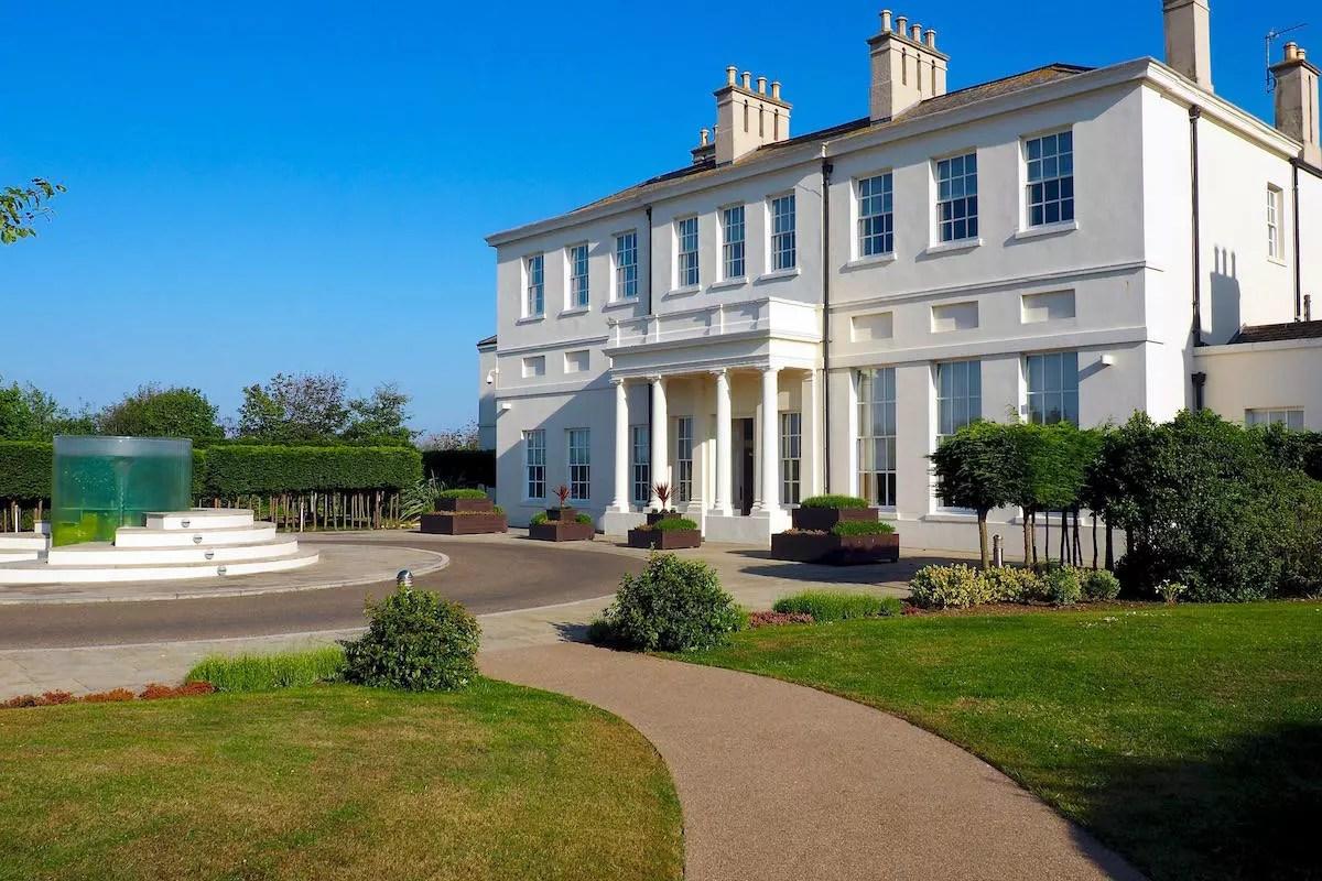 Seaham Hall Hotel' Serenity Spa