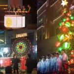 Resorts World Manila Christmas tree lighting