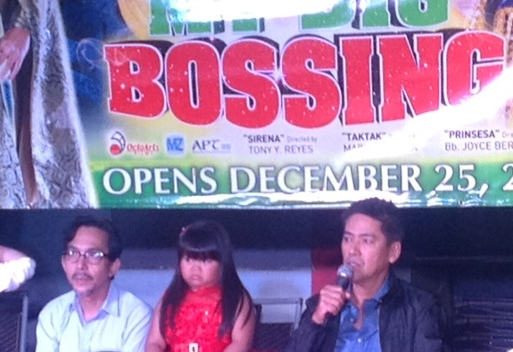 Vic Sotto's MMFF 'My Big Bossing' is three times bigger this year