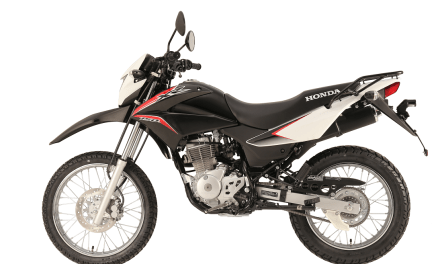 Gear up with the new Honda XR150L