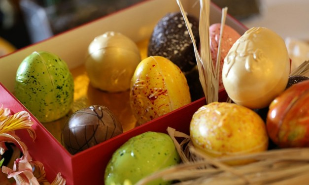 THE HUNT FOR THE BEST EASTER IS AT MARRIOTT MANILA!