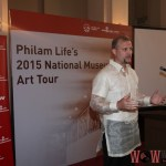 Philam Life features Manansala murals at the Nat'l Museum