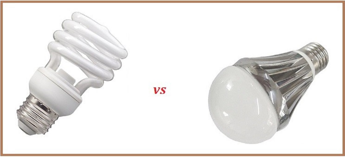 CFL or LED? Which light bulb is better for you?