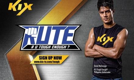 """Kix """"R U Tough Enough?"""""""