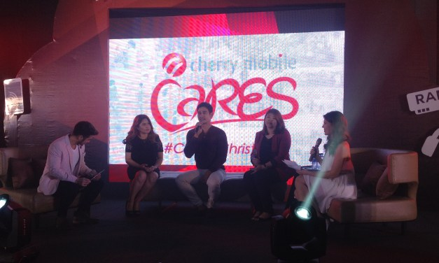 Cherry Mobile launches its #CherryChristmas promo for OFW