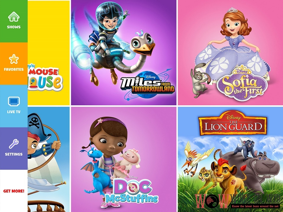 Disney Channel apps now available in the Philippines