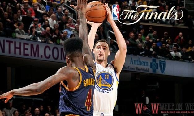 NBA Finals Game 3 Warriors vs Cavaliers live blog