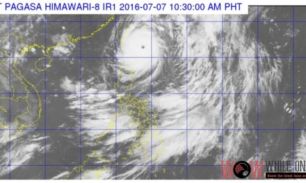 "PAGASA Weather Bulletin #7 TYPHOON ""BUTCHOY"" – updated 11:00am"