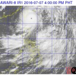 "PAGASA Weather Bulletin #8 TYPHOON ""BUTCHOY"" – updated 5:00pm"