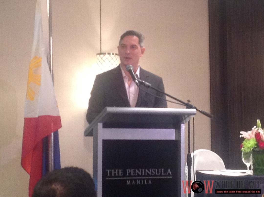 Mr. Jaime P. Garchitorena - President and CEO of CIC